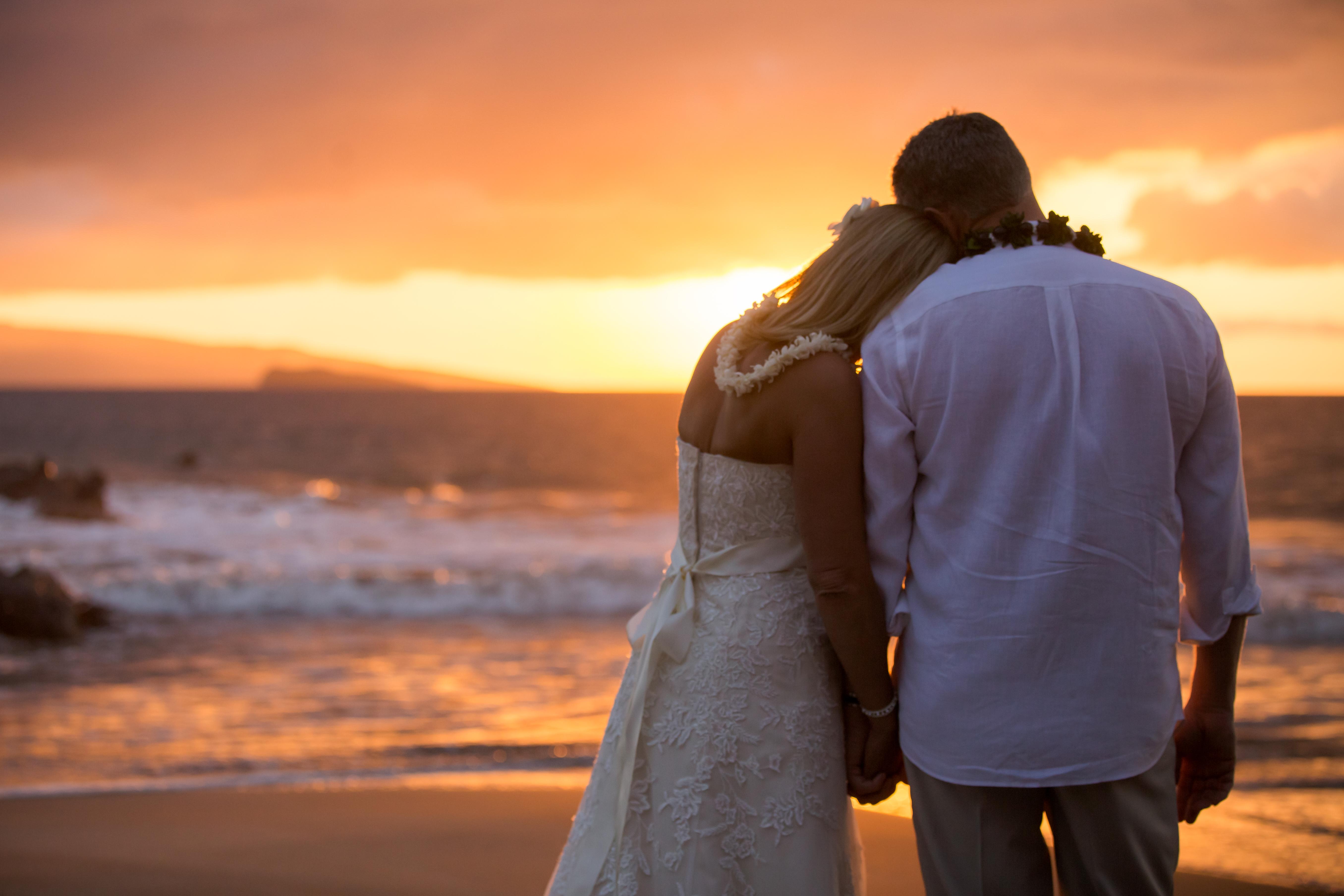 Maui Beach Wedding: Lexi & Doug