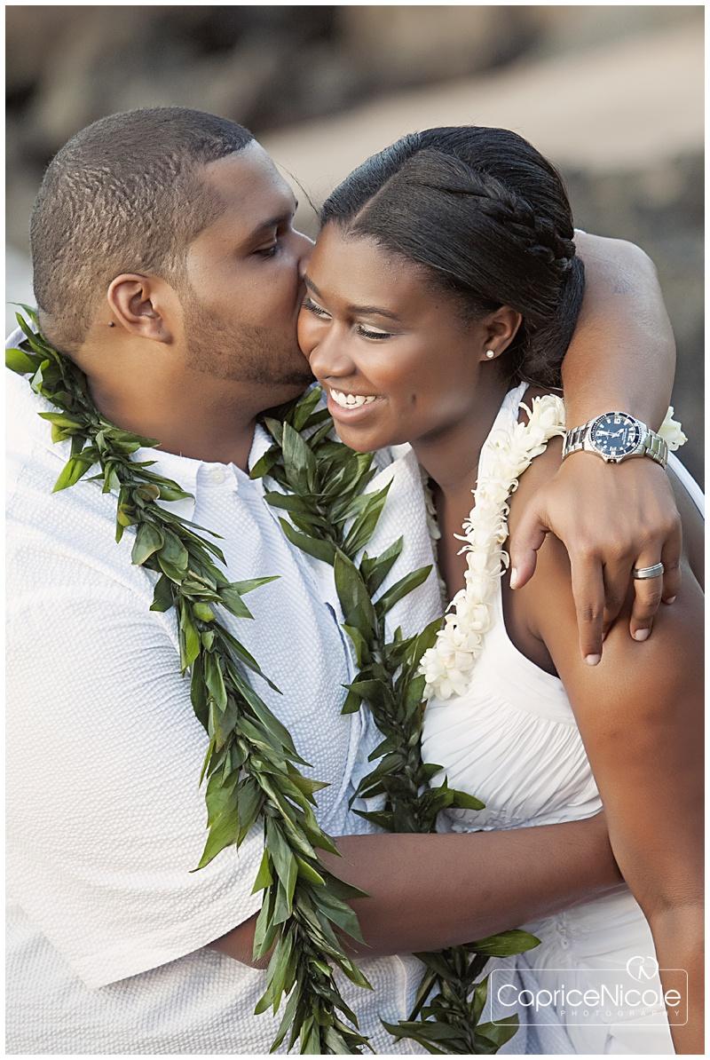 Gannon's Wailea Wedding: Aris & William
