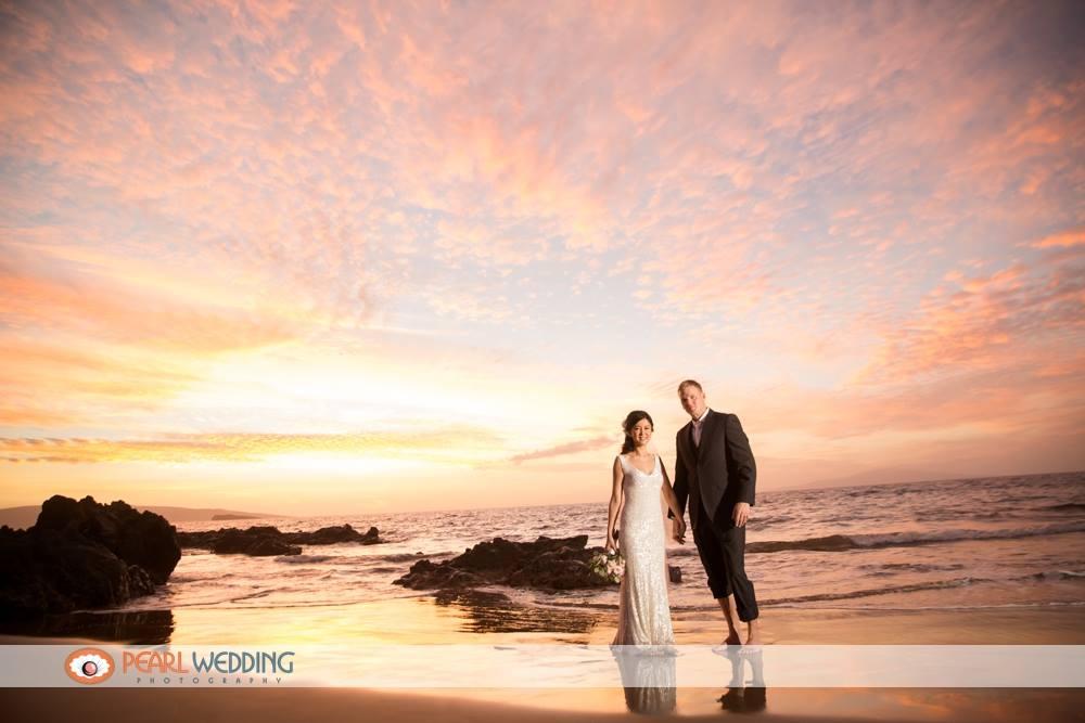 Intimate Maui Beach Wedding Planner
