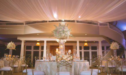 Modern Glam Maui Wedding by Makena Weddings