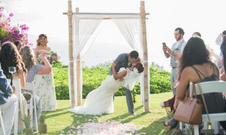 Gannon's Wailea Maui Wedding Planner: Jen + Gil