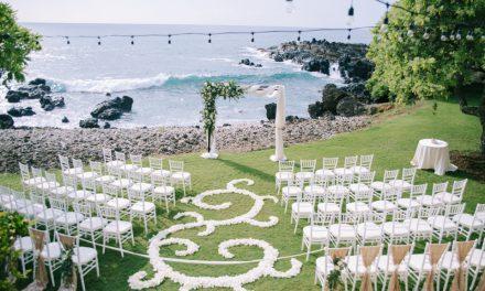 KUKAHIKO ESTATE MAUI WEDDING OF SARAH + JIMMY