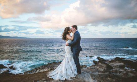 Gannon's Wailea Maui Wedding of Laura + Mike