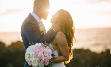 Kukahiko Estate Maui Wedding of Vanessa + Sean