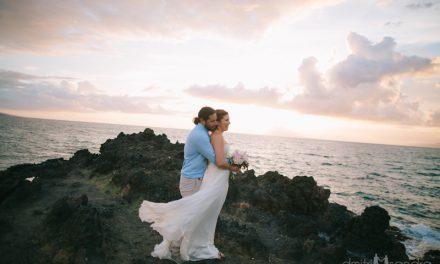Kukahiko Estate Maui Wedding of Jessica + LJ