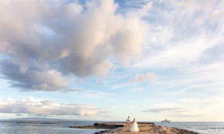 Olowalu Plantation House Maui Wedding of Terra + Shawn