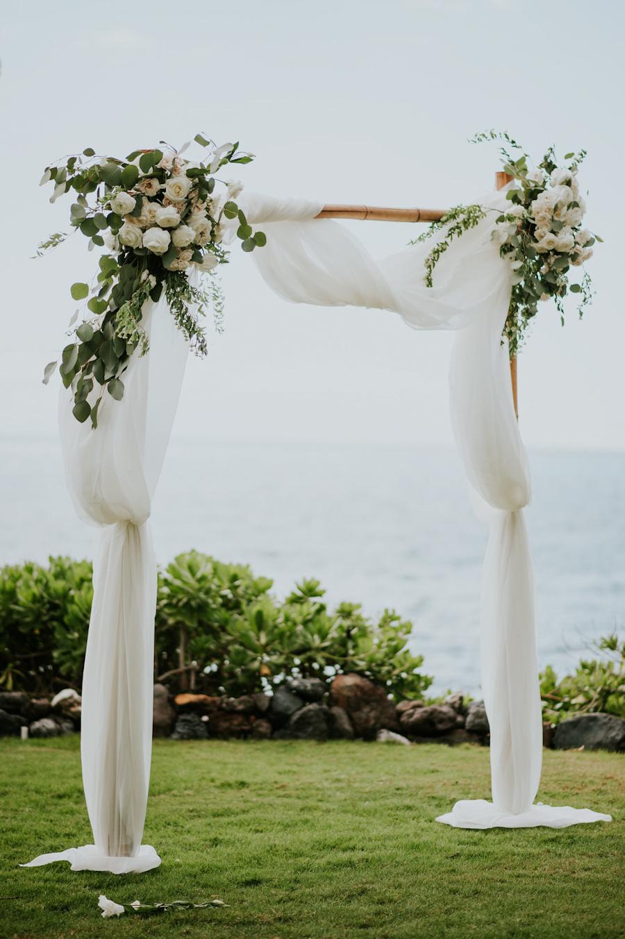 Wedding Arches - Makena Weddings