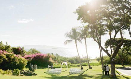 Maui Wedding Venue Spotlight: Gannon's Wailea