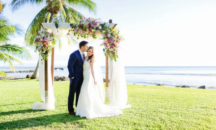 Maui Elopement at the Olowalu Plantation House