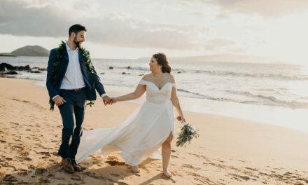 Gannon's Wailea Maui Wedding of Mikaela and Andrew
