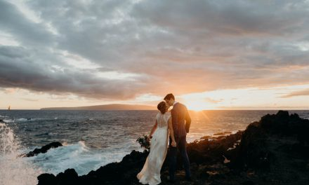 Kukahiko Estate Maui Wedding of Lisa and Sam