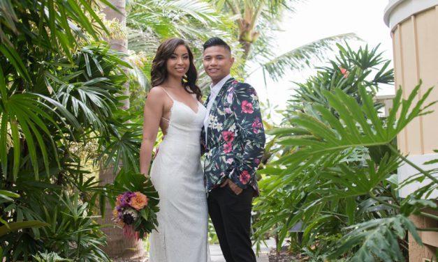 Sugar Beach Maui Wedding: Diana + Adel