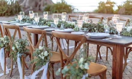 Greenery Themed Wedding at Olowalu Plantation House