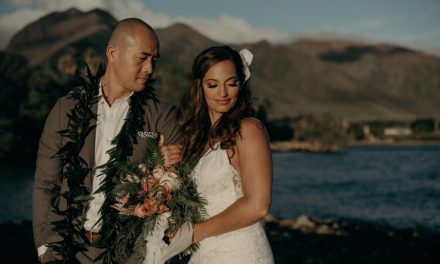 Tropical Maui Wedding at the Olowalu Plantation House