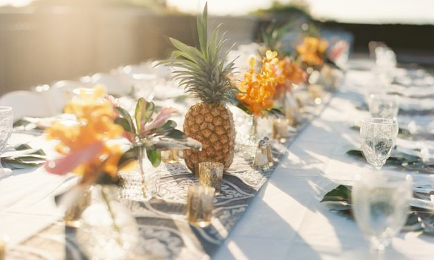 Sweet Gannon's Maui Wedding: Jamie + Brendon