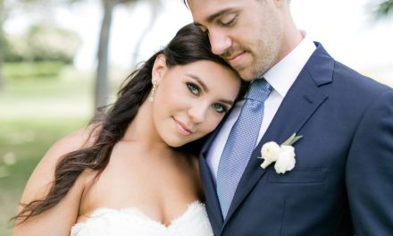 Morning Maui Wedding at the Olowalu Plantation House
