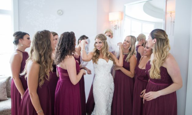 Crimson Maui Wedding at Sugar Beach Events