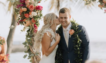 Tropical Romance at the Olowalu Plantation House