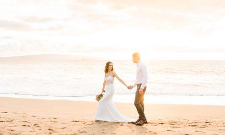 Intimate Maui Wedding at Gannon's Wailea