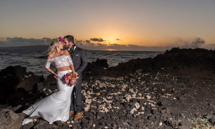 Boho Tropical Maui Wedding at the Kukahiko Estate