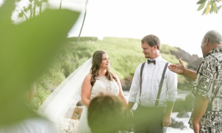 Maui Wedding Ceremony Only at the Kukahiko Estate