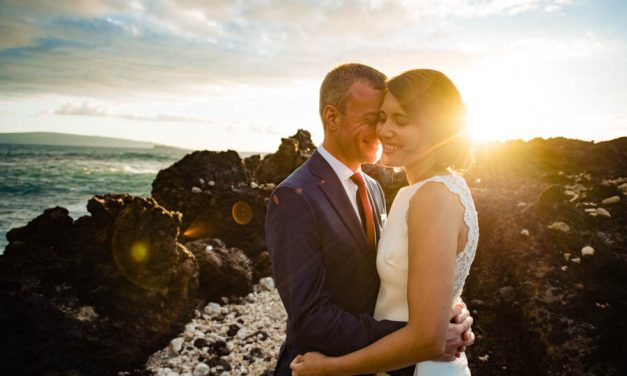 Elegant Maui Wedding at the Kukahiko Estate