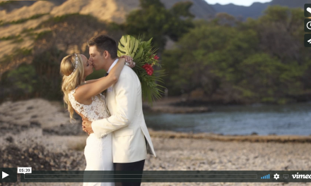 Why You Should Hire a Maui Wedding Videographer