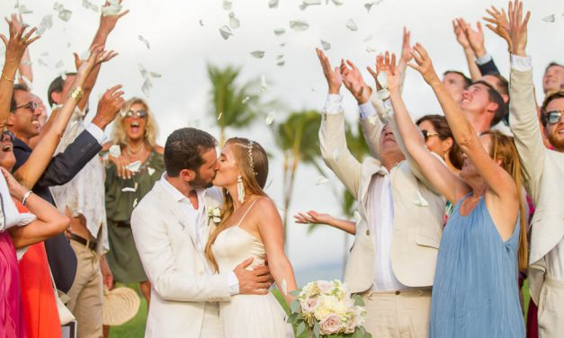 Romantic Maui Wedding of Joaquin and Vanessa