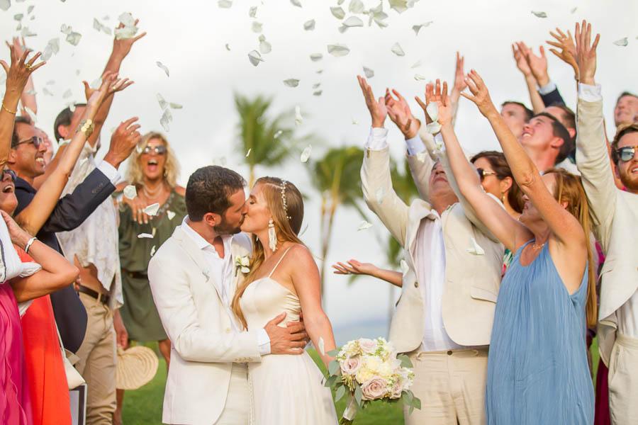 Romantic Maui Wedding of Joaquin and Vanessa