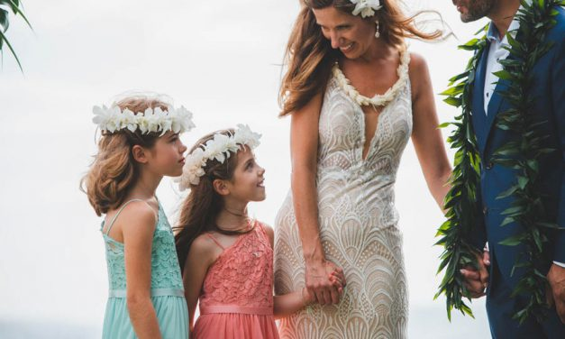 Including Children into Your Maui Wedding