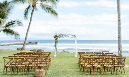 Rustic Romance at the Olowalu Plantation House