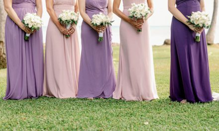 Lovely Lavender Wedding at Olowalu Plantation House