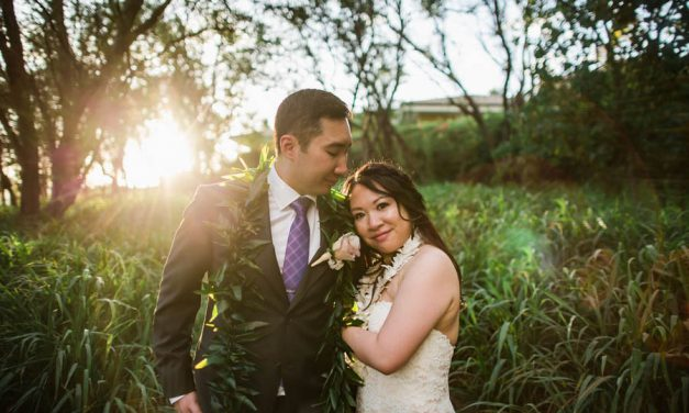 Affordable Maui Wedding at Gannon's Wailea
