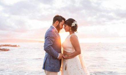 Secluded Maui Beach Wedding of Monica + Tomas
