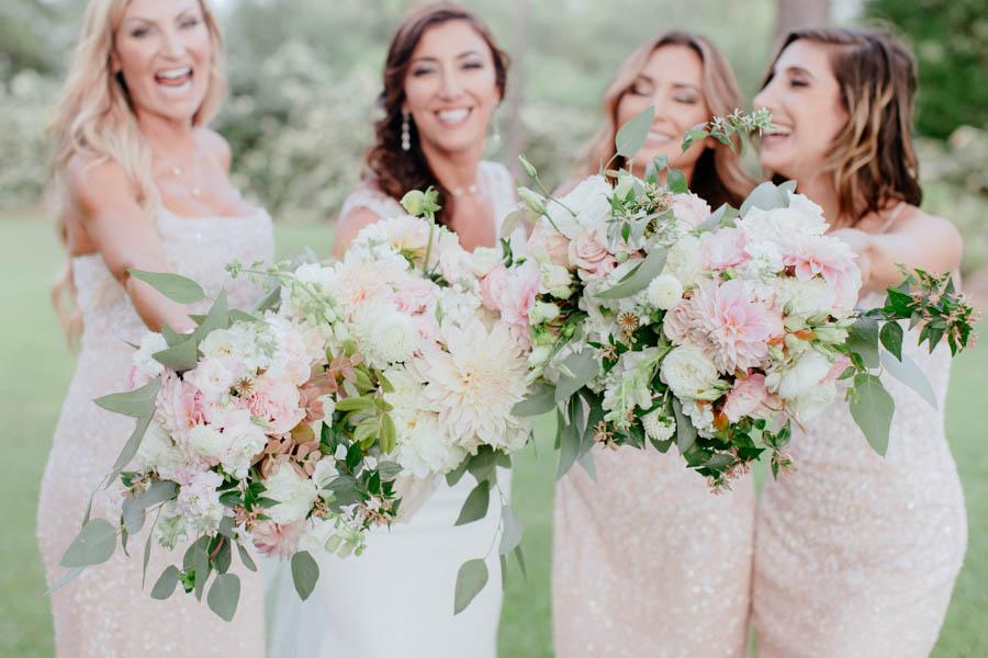 Luxury Blush and White Wedding on Maui