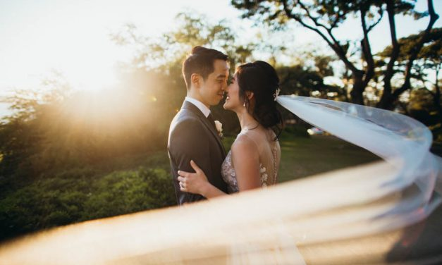 Sweet Maui Wedding at Gannon's Wailea