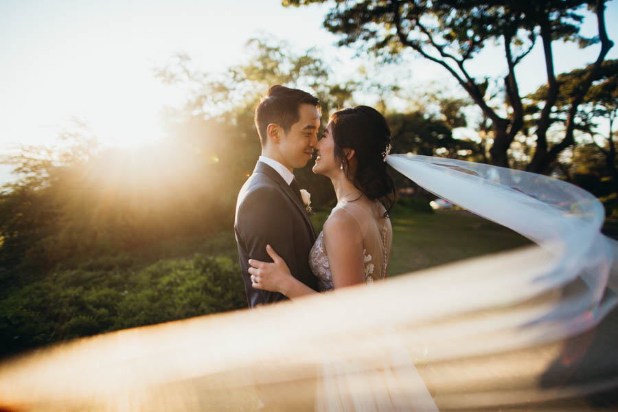 Sweet Maui Wedding at Gannon's Wailea