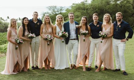 Blush Maui Wedding at Gannon's Wailea