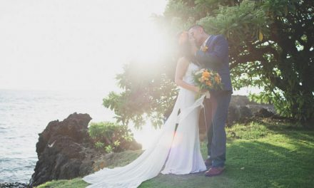 Sweet Maui Elopement at the Kukahiko Estate