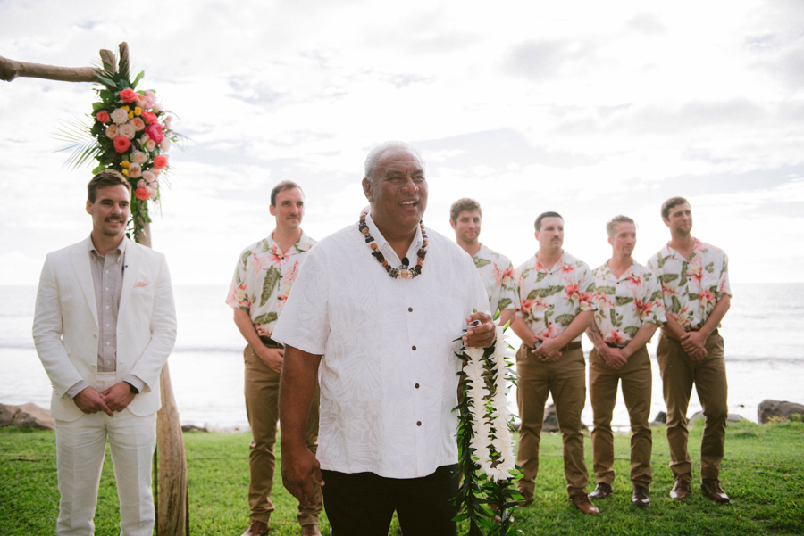 Meet Maui Wedding Minster Al Terry