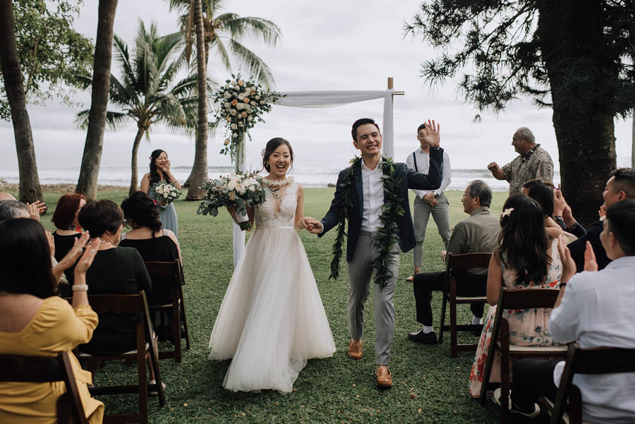 Olowalu Plantation House Maui Wedding BC – Before Covid