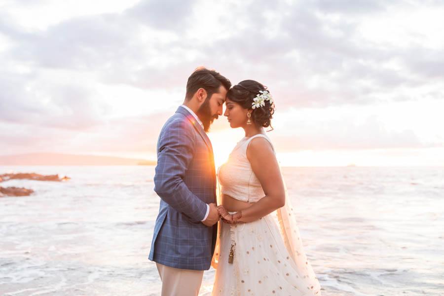 Maui Beach Wedding + Dinner and Dancing Reception