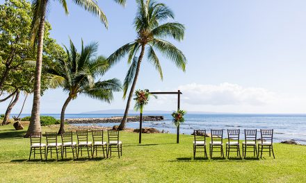 Tropical Wedding Details to Incorporate into your Maui Wedding