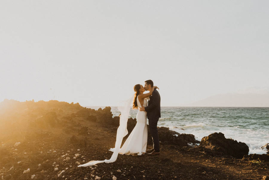 Micro Wedding Elopement on Maui