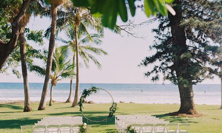 Gorgeous Wedding Arch Ideas for your Maui Wedding