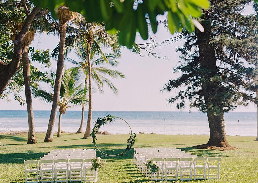 Gorgeous Wedding Arch Ideas for your Maui Wedding
