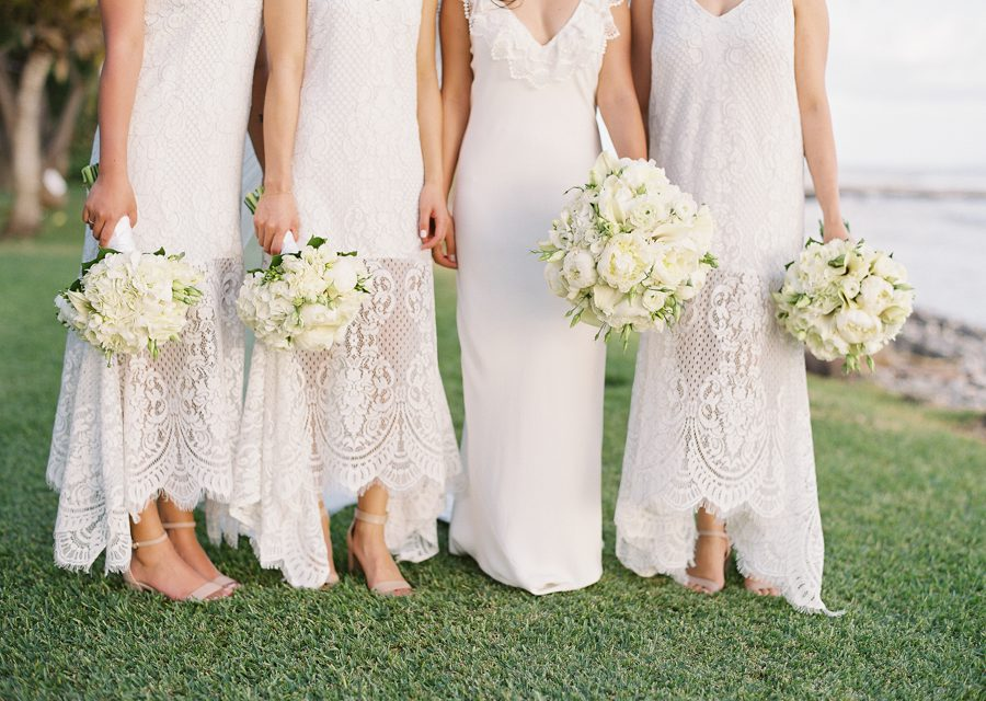 The Meaning Behind Your Wedding Flowers
